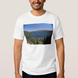 Emerald Bay, Lake Tahoe, California, USA T Shirt