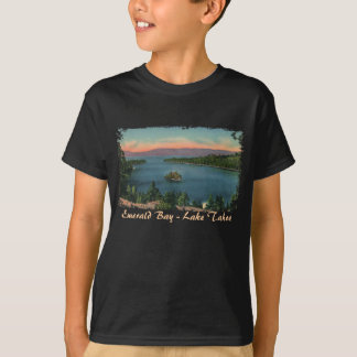 Emerald Bay - Lake Tahoe Kids Shirt