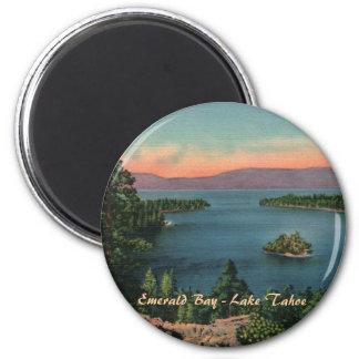 Emerald Bay - Lake Tahoe Magnet