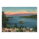 Emerald Bay - Lake Tahoe Party Invitation
