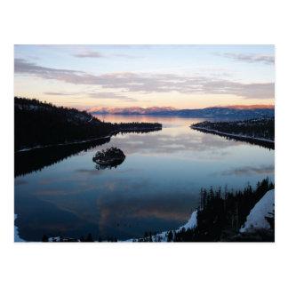 Emerald Bay, Lake Tahoe Postcard
