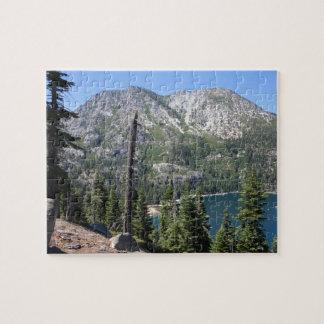 Emerald Bay Mountain Puzzle