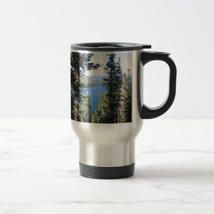 Emerald Bay Travel Mug