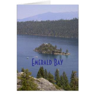 Emerald Bay Vikingsholm Castle Collection Card