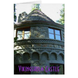 Emerald Bay Vikingsholm Castle Collection Greeting Card