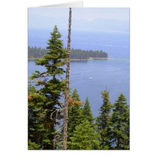 Emerald Bay Vikingsholm Castle Collection Greeting Cards