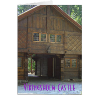 Emerald Bay Vikingsholm Castle Collection Card