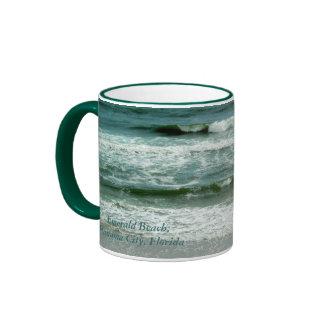 Emerald Beach, Panama City, Florida - Mug