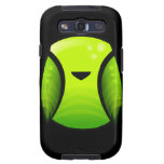 Emerald Bird Galaxy S3 Cases