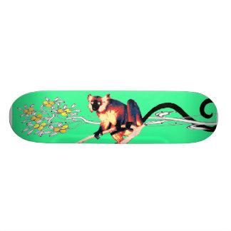 emerald black lemurboard skateboard