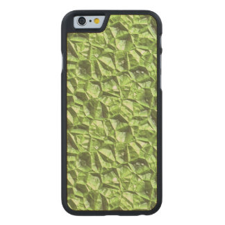 Emerald Carved Maple iPhone 6 Case