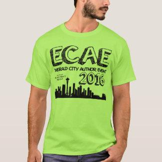 Emerald City Author Event 2016 - Green Mens T-Shirt