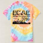 Emerald City Author Event 2016 - Tie Dye Shirt