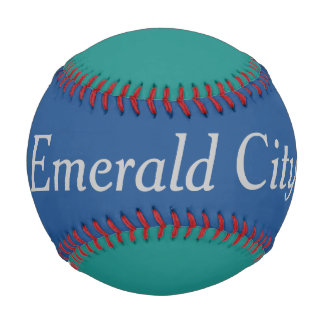 Emerald City Custom Baseball