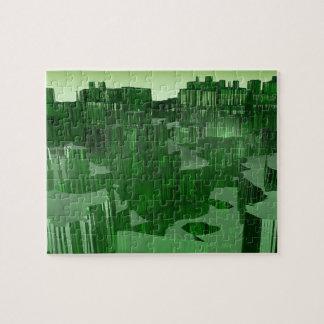 Emerald City Jigsaw Puzzle