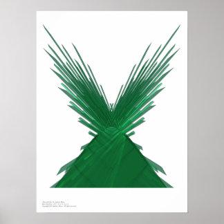 Emerald City - Programmatic Expression Poster