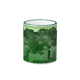 Emerald City Ringer Mug