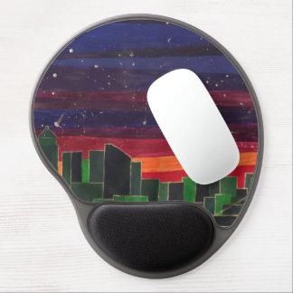 Emerald City Sunset Gel Mouse Mat
