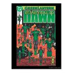 Emerald Dawn Cover Postcard