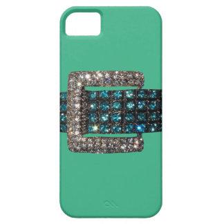 Emerald Diamond Bracelet iPhone 5 Case Mint Green