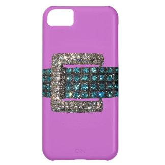Emerald Diamond Bracelet iPhone 5 Case Purple