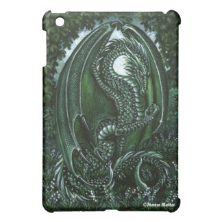 Emerald Dragon iPad Case