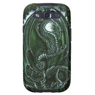 Emerald Dragon Samsung Galaxy S Case-Mate Case Galaxy SIII Cases