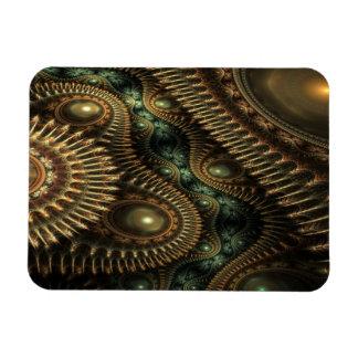 Emerald dreams Premium Magnet