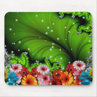 Emerald Fantasy Mouse Pad