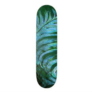 Emerald Feathering I Skateboard Deck