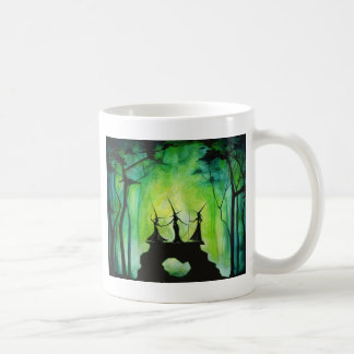Emerald Fire Coffee Mug
