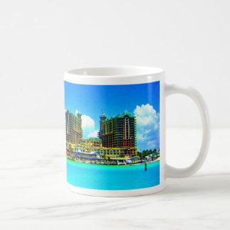 Emerald Grande Destin Florida hotel beach Coffee Mug