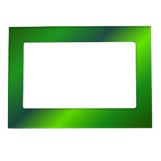 Emerald Green #12 Magnetic Picture Frame