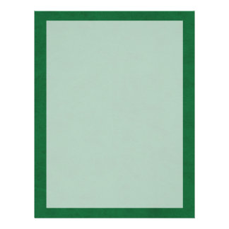 Emerald Green Color Velvet Custom Home Casino Flyer
