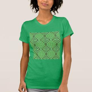 Emerald Green DIAMOND Graphics Tee Shirts