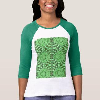 Emerald Green DIAMOND Graphics T Shirt