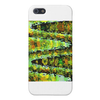 Emerald Green Show - Waves, Sparkle n Panorama iPhone SE/5/5s Cover