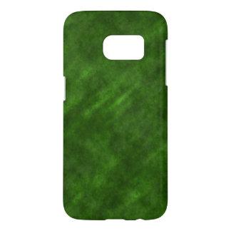 Emerald Green Velvet Digital Art Phone Case