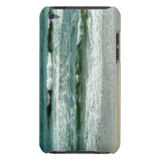 Emerald Green Waves at Panama City Beach Florida iPod Case-Mate Cases