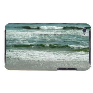 Emerald Green Waves at Panama City Beach Florida iPod Touch Case-Mate Case