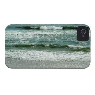 Emerald Green Waves at Panama City Beach Florida Case-Mate iPhone 4 Case