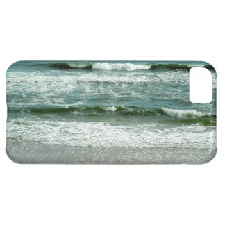 Emerald Green Waves at Panama City Beach Florida iPhone 5C Cover