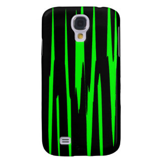 EMERALD ISLE (an abstract art design) ~ Galaxy S4 Cover