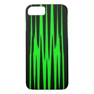 EMERALD ISLE (an abstract art design) ~ iPhone 8/7 Case