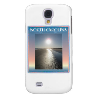 Emerald Isle Beach, NC at Sunset Galaxy S4 Covers