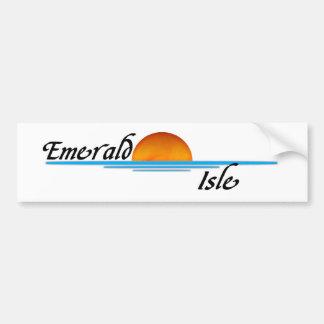 Emerald Isle Bumper Sticker