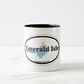 Emerald Isle. Coffee Mug
