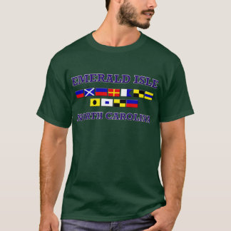 Emerald Isle Dark Shirt