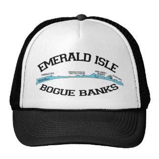 Emerald Isle. Gorros