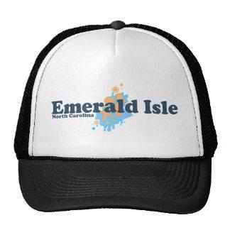 Emerald Isle. Gorros Bordados